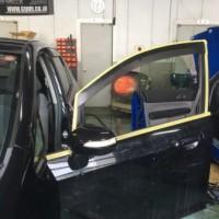 フィット 窓ガラス レギュレーター 交換
