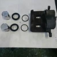 レガシィワゴン ブレーキ修理