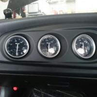 トヨタ 86 メーター取付