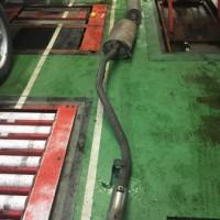 ステップワゴンRF-4 マフラー交換