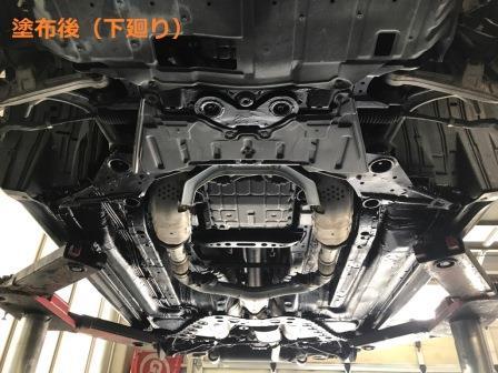 【日産】フェアレディZ Z33 ノックスドール施工