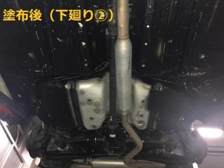 【トヨタ】86 ノックスドール施工