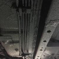 ダイハツ タントLA610S ノックスドール・クリアーパック施工