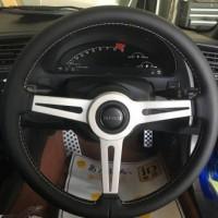 ホンダ S2000 AP2 ステアリング交換