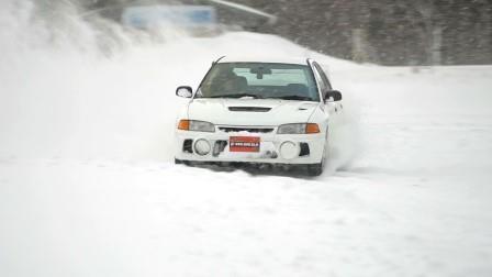GTNET札幌 氷上走行会 開催