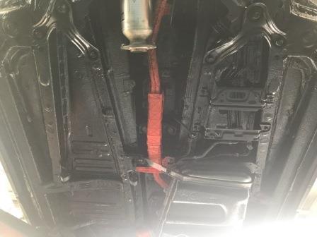 【レクサス】NX300h ノックスドール・クリア施工