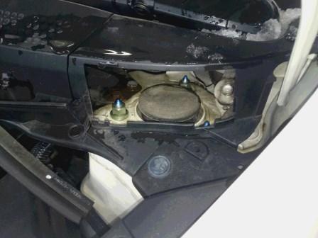 シビックタイプR FD2 TEIN車高調 取付け