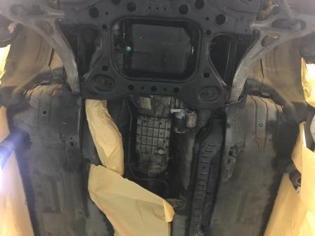 【マツダ】RX-7 FD3S ノックスドール施工