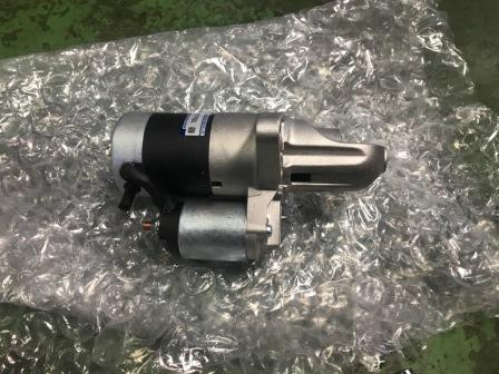 マツダ RX-7 FD3S リビルトセルモーター交換