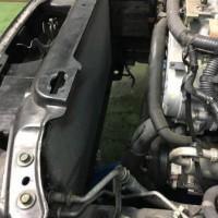 ニッサン フェアレディZ Z33 ラジエーター交換