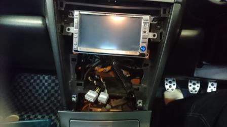 GDBインプレッサ ドライブレコーダー取付け