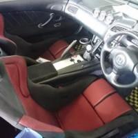 S2000 レカロシート取付け