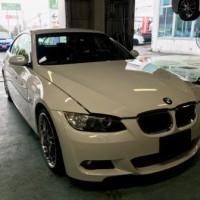 BMW 3Series ガラスコーティング