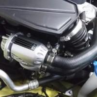 GTNET札幌 スイフトスポーツ ZC33S ブローオフバルブ取付け