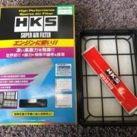 GTNET札幌 ランサーエボリューション10 HKSスーパーエアフィルター