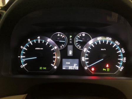 GTNET札幌 ヴェルファイア エンジンチェックランプ点灯点検